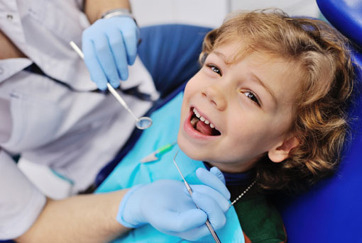 Kids Dentist | Sharon Dental